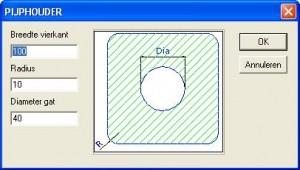 autodesk turbocad prijsgunstig 2d 2.5d 3d Tensor NC Cad Cam CNC frezen tekenen