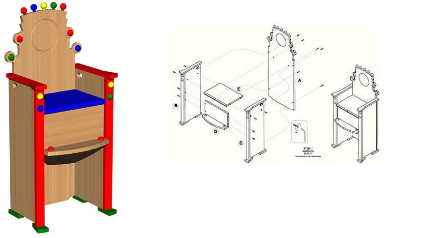 Furniture design woordworking. Tino Guillaume du Long Industrial Designer